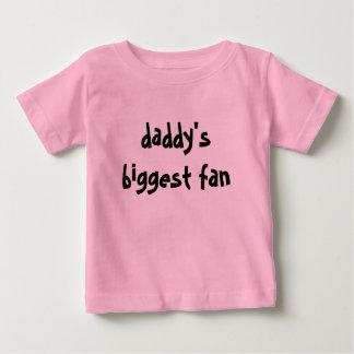 daddy'sbiggest fan shirts