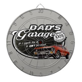 Dad's Garage Nova Dartboard