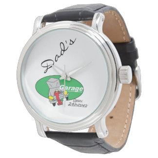 Dad's Garage Watch