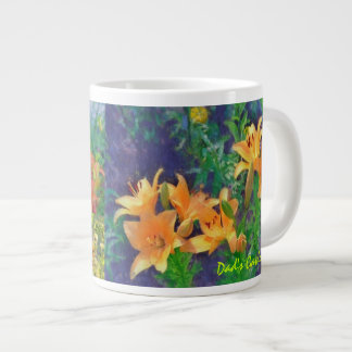 Dad's Garden 4 Jumbo Mug