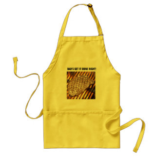 DAD'S GET IT DONE RIGHT STANDARD APRON