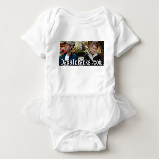 Dads In Parks - Jamie & Jeff Baby Bodysuit