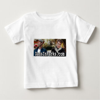 Dads In Parks - Jamie & Jeff Baby T-Shirt