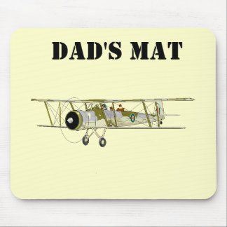 , Dad's Mat Mouse Pad