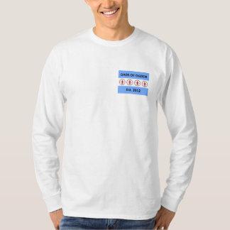 Dads of Ogden Longsleeved T-Shirt - Chi Flag Logo