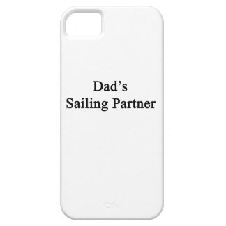 Dad's Sailing Partner iPhone 5 Cover