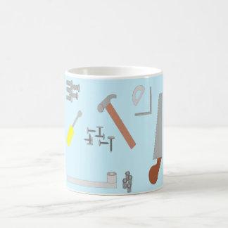 Dad's Tools Coffee Mug