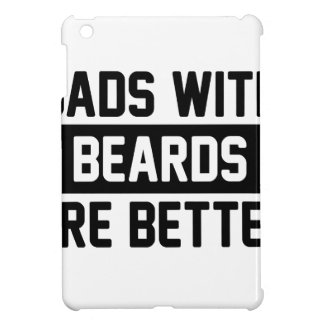 Dads with Beards iPad Mini Cover