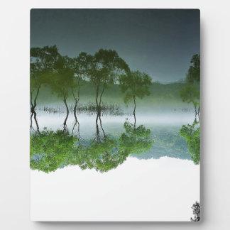daechung asian nature elements plaque