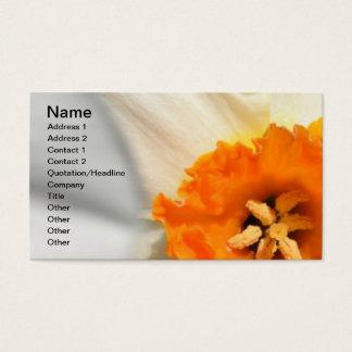 Daffodil Business Card