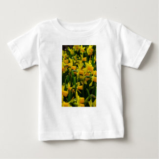 Daffodil Family Baby T-Shirt