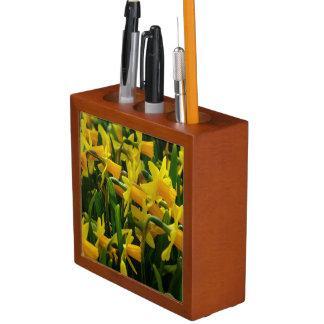 Daffodil Family Desk Organiser