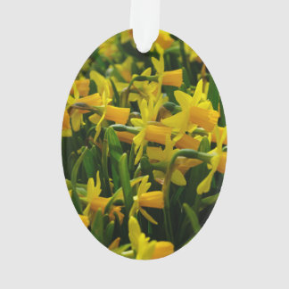 Daffodil Family Ornament