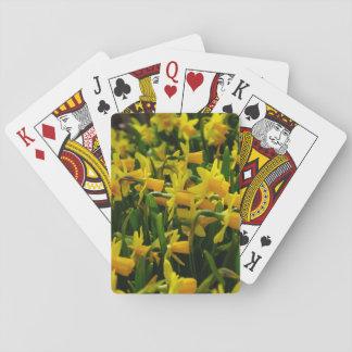 Daffodil Family Poker Deck