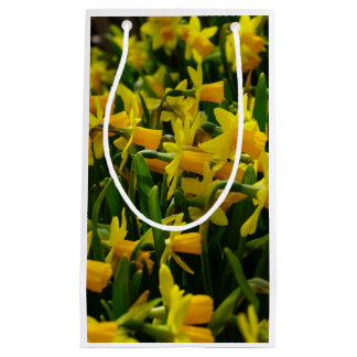 Daffodil Family Small Gift Bag