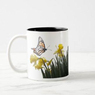 Daffodil Flowers Mug