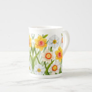 Daffodil Garden Bone China Mug