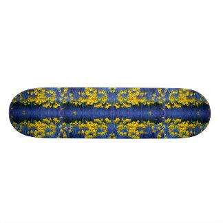 Daffodil Spring Fantasy Custom Skate Board