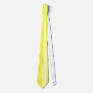 Daffodil Stripe Funky Pattern Tie