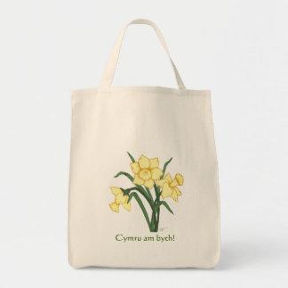 """Daffodil Tote - """"Cymru am byth!"""""""