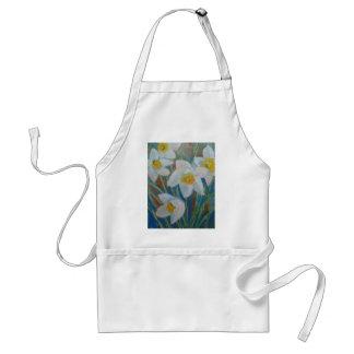 Daffodils apron