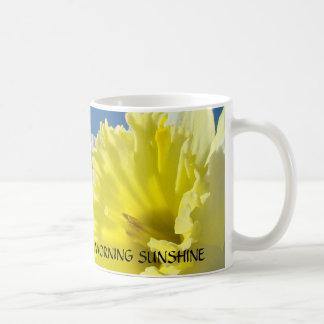 DAFFODILS Daffodil Flowers COFFEE MUG TRAVEL MUGS