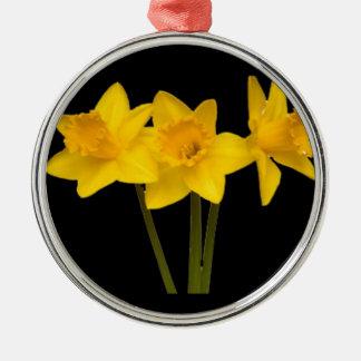 """Daffodils"" Christmas Tree Ornaments"