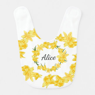 Daffodils illustration bib