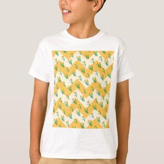 Daffodils Pattern T-Shirt