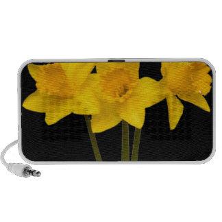 """""""Daffodils"""" Mini Speakers"""