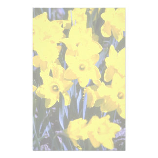 Daffodils Stationery Paper