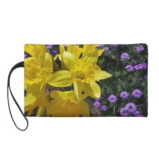 Daffodils Wristlet Purses