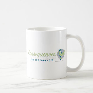 Daffy Consequences Schmonsequences Coffee Mugs