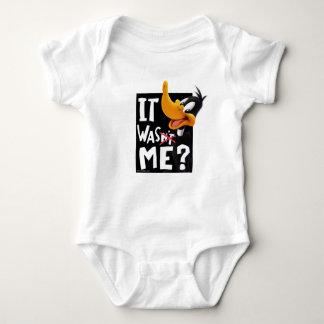 DAFFY DUCK™- It Wasn't Me / Was Me Baby Bodysuit