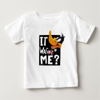 DAFFY DUCK™- It Wasn't Me / Was Me Baby T-Shirt