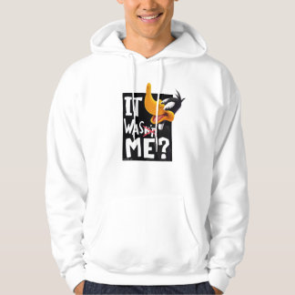 DAFFY DUCK™- It Wasn't Me / Was Me Hoodie