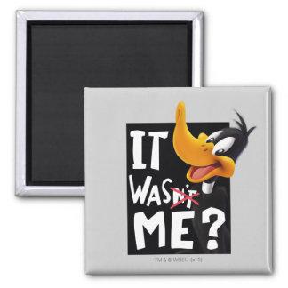 DAFFY DUCK™- It Wasn't Me / Was Me Magnet