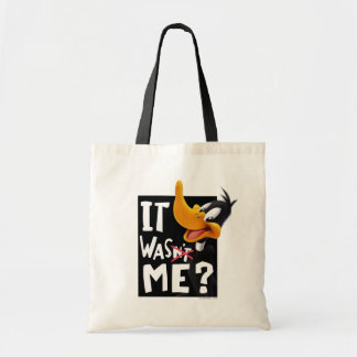 DAFFY DUCK™- It Wasn't Me / Was Me Tote Bag