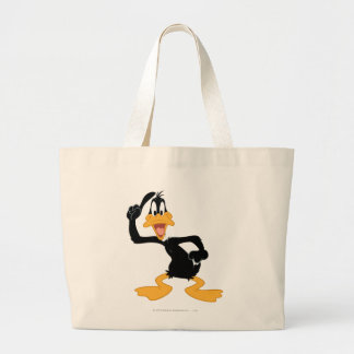 DAFFY DUCK™ With a Great Idea Jumbo Tote Bag