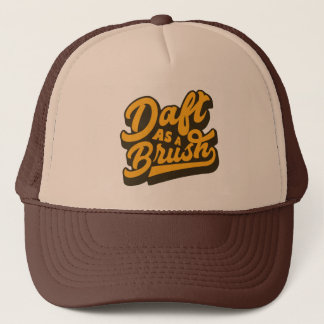 Daft As A Brush, England, Yorkshire Hat