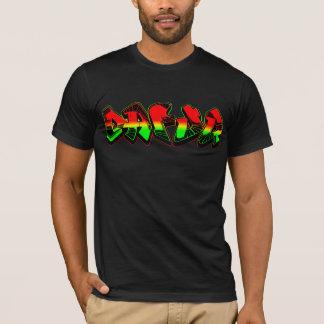 Dafuq Rasta Graffiti T-shirt. T-Shirt
