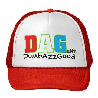 DAG Ent snap back Cap