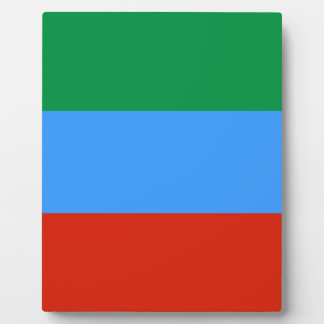 Dagestan Flag Display Plaques