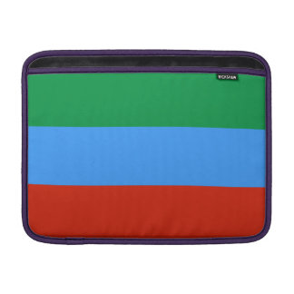 Dagestan Flag MacBook Sleeve