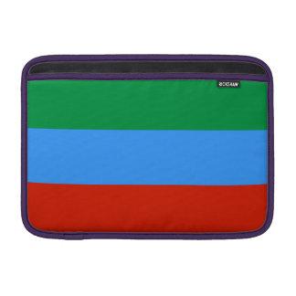 Dagestan Flag Sleeve For MacBook Air