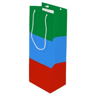 Dagestan Flag Wine Gift Bag