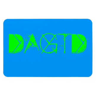 DAGTD Locker Magnet for under cover Boy Scouts