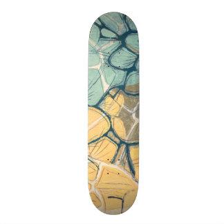 Dahlia Dance I Custom Skateboard
