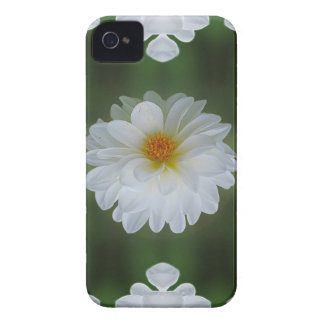 Dahlia flower and meaning iPhone 4 Case-Mate case