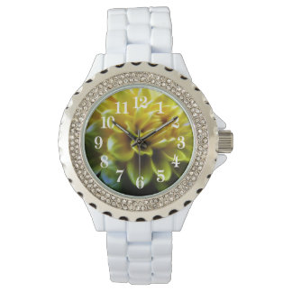 Dahlia flower and meaning wristwatches